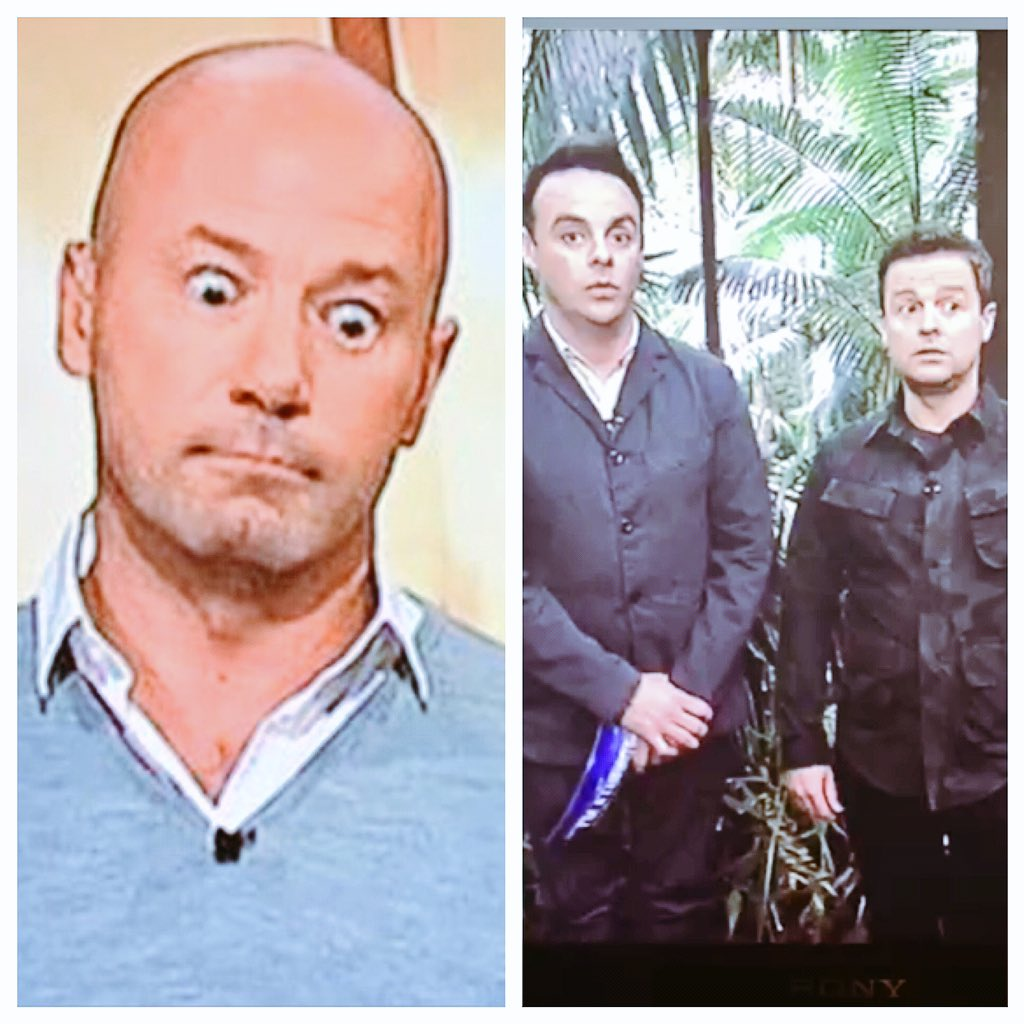Must be a Geordie thing! @alanshearer @antanddec #ImACeleb https://t.co/NyOgUMFqpv
