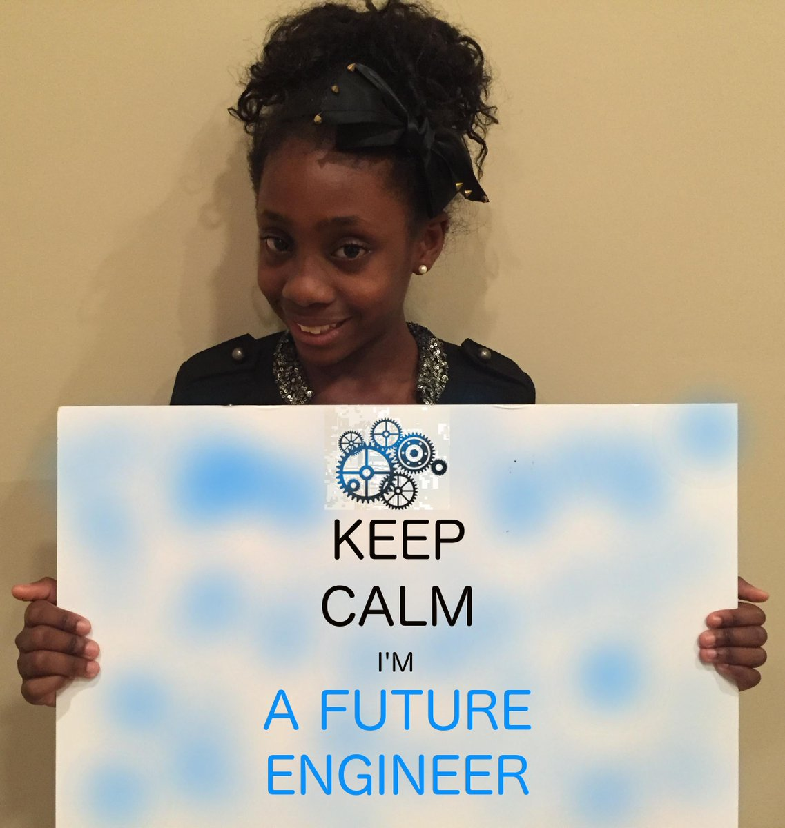 I want to Be an Engineer because I like to figure things out and I'm smart enough #Be1of10K  @JacksonvilleFl5 https://t.co/IUICSanQAu