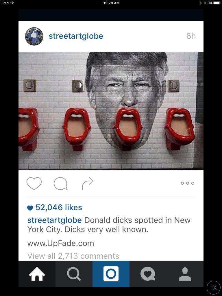 Greatest urinal ever, via #StreetArtGlobe https://t.co/BtLp8hT2FD