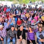 La Comunidad del Ej. Jalisco #Torreón agradecidos por la 4ta Jornada de #CienObrasMás #Van400 del @GobDeCoahuila https://t.co/LWV70G7Ymf