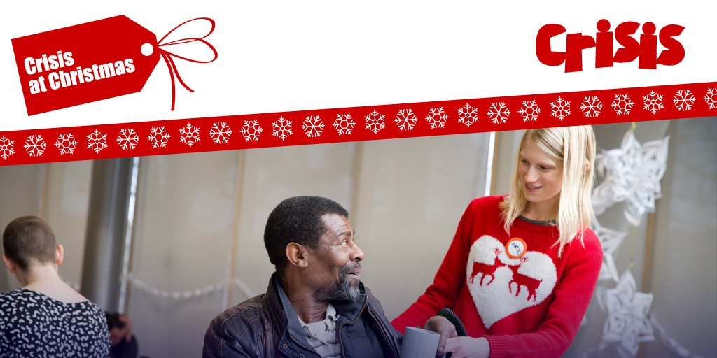 Buy an extra present this Christmas. Reserve a place for a homeless person for just £22.29  https://t.co/dUB7WfuZ4N https://t.co/hhL0nJQLx7