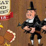 Join @KarlsonMcKenzie for a free #Thanksgiving dinner tonight at @CBSScene! #MeatAndGreet https://t.co/uZEMNGiWMu https://t.co/korfq2masi