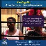 Llamado a las EPS. Mujeres victimas de violencia deben ser atendidas de URGENCIA sin barreras al servicio https://t.co/x5uqZDDFDq
