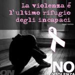 #25novembre: giornata mondiale contro la violenza sulle donne #DiciamoNo https://t.co/R72tLvd9Rp