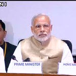 PM Modi at the all party meet in Parliament earlier today https://t.co/KSmvjEtWsj