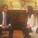 .@danielscioli y @mariuvidal ya están reunidos en La Plata por la transición https://t.co/41PyNDztAg https://t.co/zBTEY0y3XS