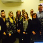 Happy #Wakefield team today #changinglives @uniquewakefield @worldclasswakey @buywakefield https://t.co/Fo9OSuuFRg