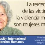 Ni una agresión sin denuncia. Ni un agresor sin condena. Ni una mujer sin amparo. #NoalaViolenciadeGenero https://t.co/J8tvMOm2Gy