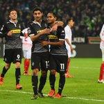Schluss! 4:2-Sieg über Sevilla. Gladbach darf weiter auf die Europa League hoffen. #BMGSEV https://t.co/2pJVWSNNSr