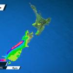 #NewZealand: Heaps of rain expect on the South Island Ranges tomorrow---> https://t.co/Y9Td9DRI9l https://t.co/kleKqZbUnu