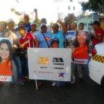 AHORA   Comunidad de La Democracia se organiza para iniciar casa x casa con #CARYLyANDREINApaLaAN @TareckPSUV https://t.co/SNtKx7ya1f
