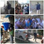 ABORDAJE | Fumigación/ABATIZACIÓN/Vacunación casa por casa en La Providencia MARIÑO. @TareckPSUV @NicolasMaduro https://t.co/7Iuehq82gw
