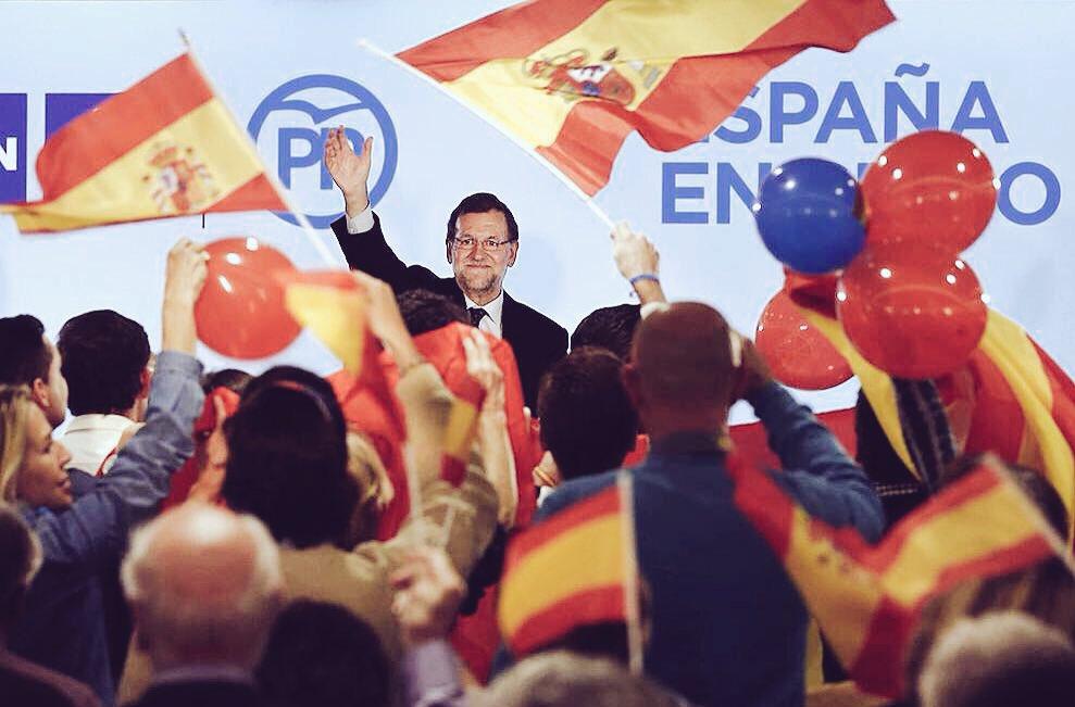 Gracias Presidente @marianorajoy eres el único candidato que viene a Navarra por España #ComPPromiso #EspañaEnSerio https://t.co/su7S6GFuga