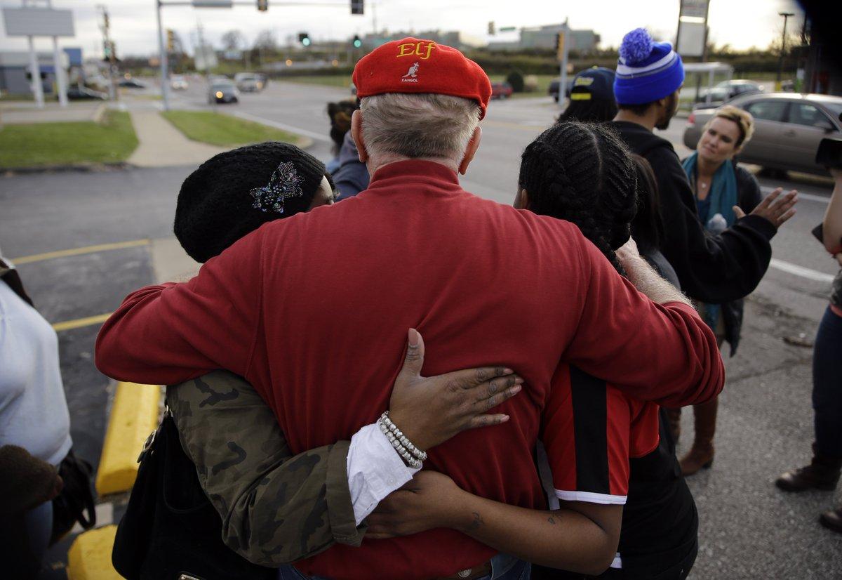 Secret Santa brings gifts of cash, hope to Ferguson