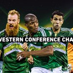 Congratulations to @TimbersFC, 2015 Western Conference Champions! See y'all at #MLSCup! https://t.co/x6SNpJWh3Q