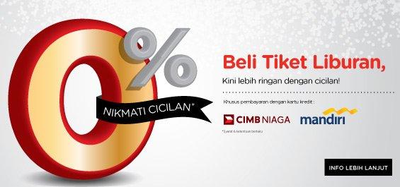 Segera cek untuk lebih lanjut, dan nikmati cicilan ringan untuk beli tiket AirAsia! :)