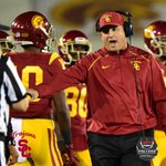 USC names Clay Helton permanent head football coach; Trojans won Pac-12 South after Steve Sarkisian was fired. https://t.co/r4P82gMdZy