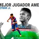 ¡Los fans de https://t.co/udkhQYOYGw han elegido a @neymarjr como Mejor Jugador Americano! #PremiosLaLiga https://t.co/o3NWi1Riax