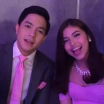 The Perfect Couple 💑 @mainedcm @aldenrichards02 Bagay na bagay sila! Woooaaah!  #ALDUBDejaVuLove https://t.co/MUmsDBC0iz