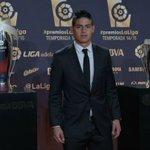 James Rodríguez, mejor mediocampista de la Liga de España temporada 2014/15 https://t.co/Ym6bJgMxpG https://t.co/H664PNSOT8