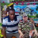 #ThingsPeopleDoWhenTheyAreIdle ???????????? taking random pics with CIC of the KDF https://t.co/TRyjUuDX2A