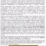 Comunicado de Jugadores de la #Vinotinto https://t.co/vYquMNK0Wi