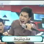 Laughing Bae at Baeby! #ALDUBDejaVuLove https://t.co/IIbt7SUcKs