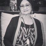 Seniwati Mariani atau Mariam Ismail telah meninggal dunia jam 7.32 malam tadi. Al-Fatihah Sumber @501Awani https://t.co/gRTTOnrQPG