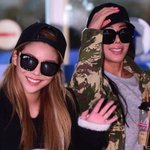 [#2015MAMA/Photo] #Ailee and #Jessi Leave for Hong Kong https://t.co/W6Mvidu4Od https://t.co/zI994or6JQ