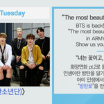 "[#RemakeTuesday] The most beautiful '#BTS flower'! Let's make The most beautiful BTS flowers in ARMY's life""! https://t.co/KWiFg9vcjF"