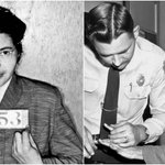 60 years ago this day, Rosa Parks refused to give up her bus seat: https://t.co/w9a0J38kMF https://t.co/SbNzWIRg5Z