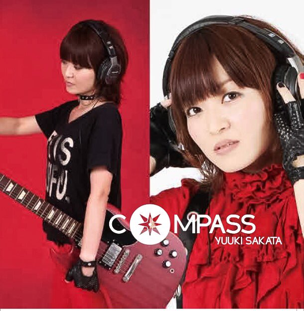 【❤️告知解禁❤️】 YUUKI BAND待望の音源!2015/12/26 リリース決定! 『Compass』 YKDR-001 ¥1,000 (tax in) https://t.co/tIvia8q9us