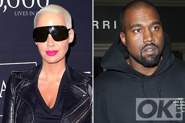 Kanye West has lashed out at Amber Rose - and THIS is how she responded: