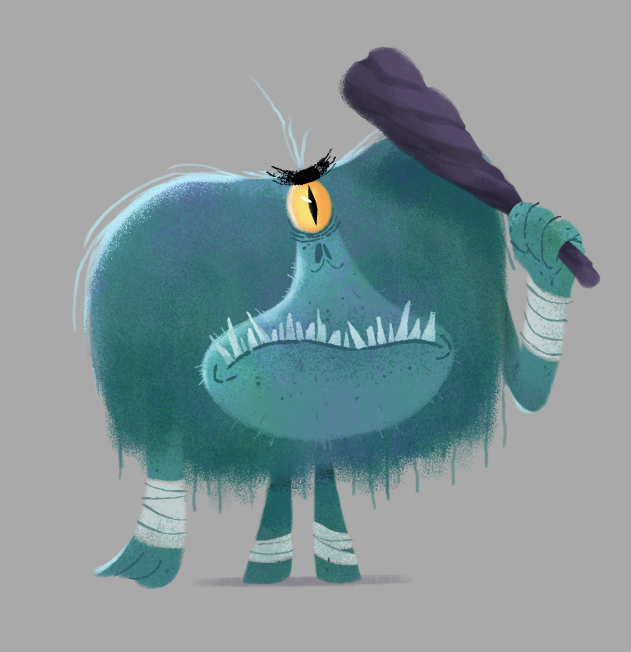 Troll doodle from yesterday! https://t.co/rpUhHbyaMk