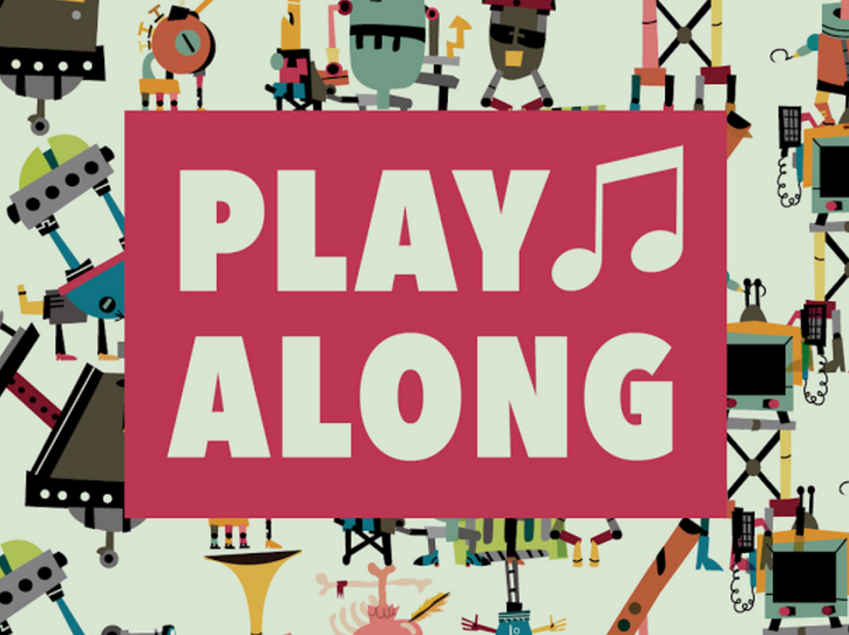 RT @hitRECord  Feel like making some music? Here's a project for you: https://t.co/aD7ShCn10N #PlayAlong https://t.co/7XUHkPmvvv
