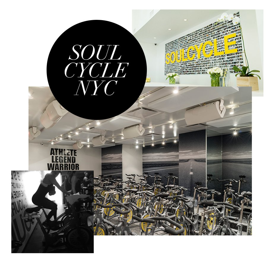 I'm back at it! My @soulcycle giveaway is in NYC next SATURDAY! Head to my app & sign up! https://t.co/YL2xlMrt3s https://t.co/1TyyF7r0CF