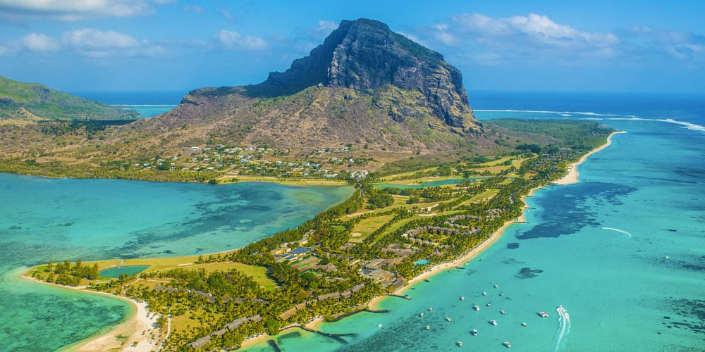 Mauritius is the slice of paradise you need!   Need proof? GoSeeMauritius »