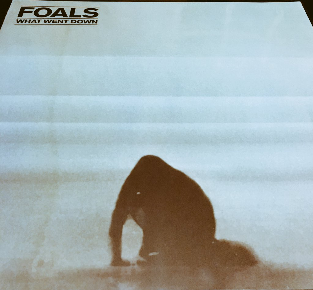 Foals 'What Went Down' is my album of 2015. I'm giving it away on vinyl. RT and follow to win.  Ends 7pm 08/12/15 https://t.co/ABRBBx1tJS