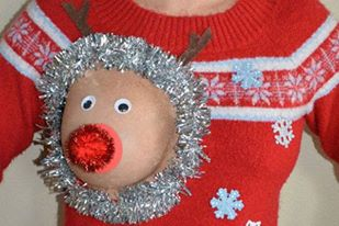 Twitter has reacted to this hilarious Christmas jumper and nobody can cope with it: