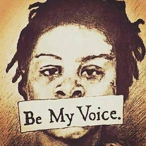 #BeMyVoice #SayHerName #SandraBland https://t.co/ZmVRwsSu0M
