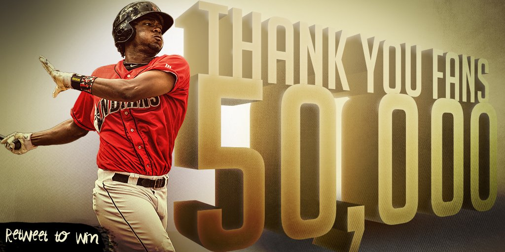 We hit 50,000 followers! Retweet and you could win 2 tickets to Opening Night 2016. Winners announced at 3 PM today https://t.co/nkGuUbkeEK