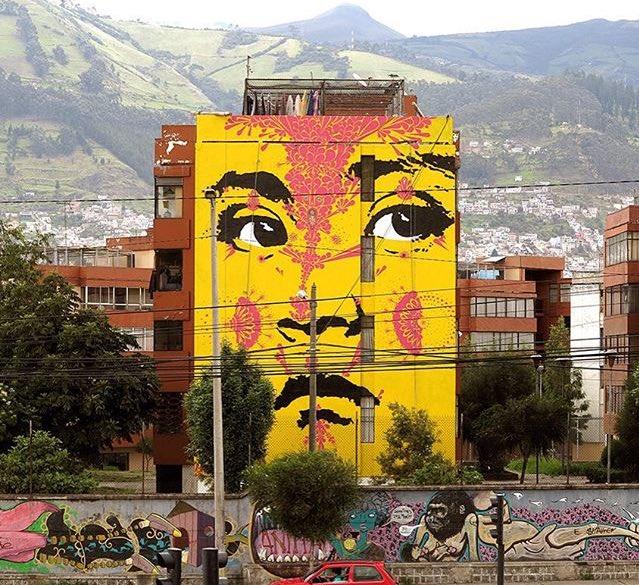 New Street Art • StinkFish       #graffiti #art #mural #streetart https://t.co/g6f0Q5QpbV