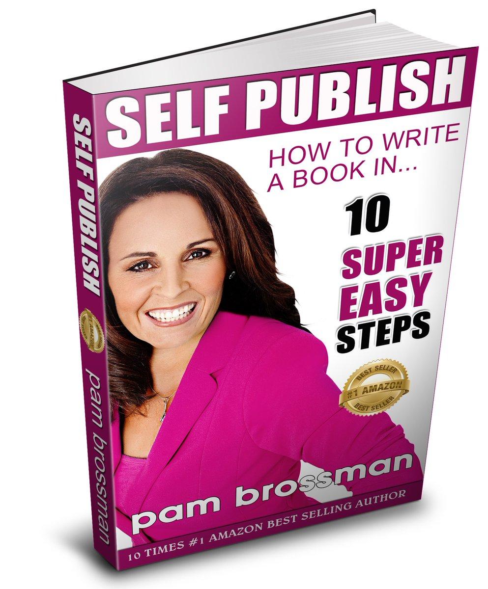 https://t.co/nlj7TvZXkU SelfPublish Your Book in 10 Super Easy Steps. $0.99 for 24hrs #ebooks #0.99 #selfpublishing https://t.co/UkS5dgUAsi
