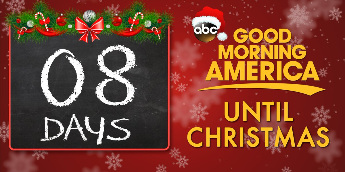 8 days until christmas! - scoopnest.com