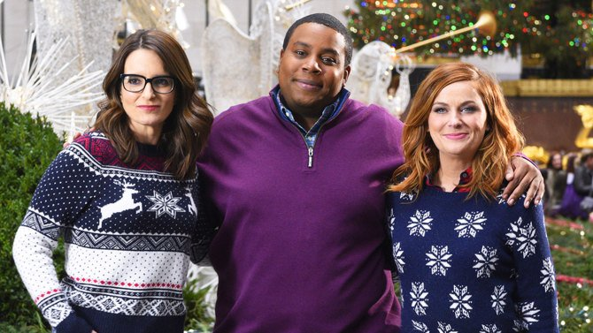 Review: Amy Poehler and Tina Fey on last night's