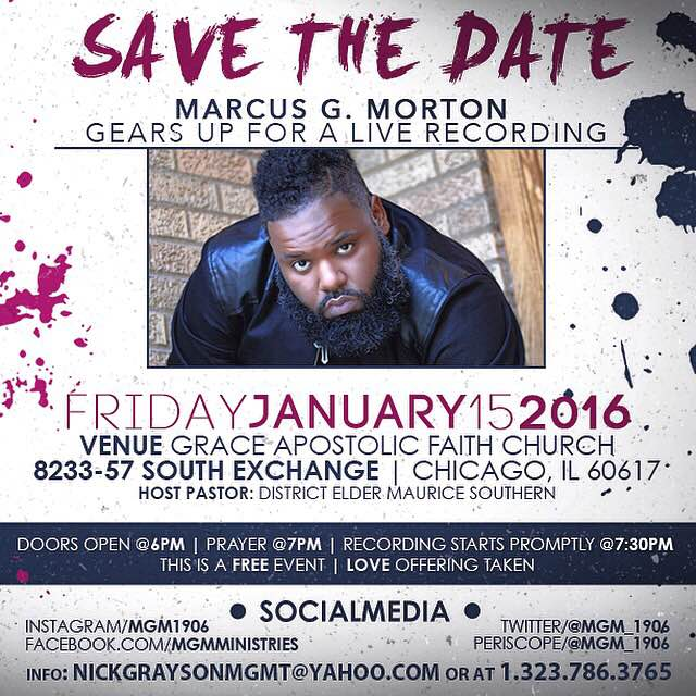 #savethedate #mgmliverecording2016 https://t.co/EdnRZsJs3y