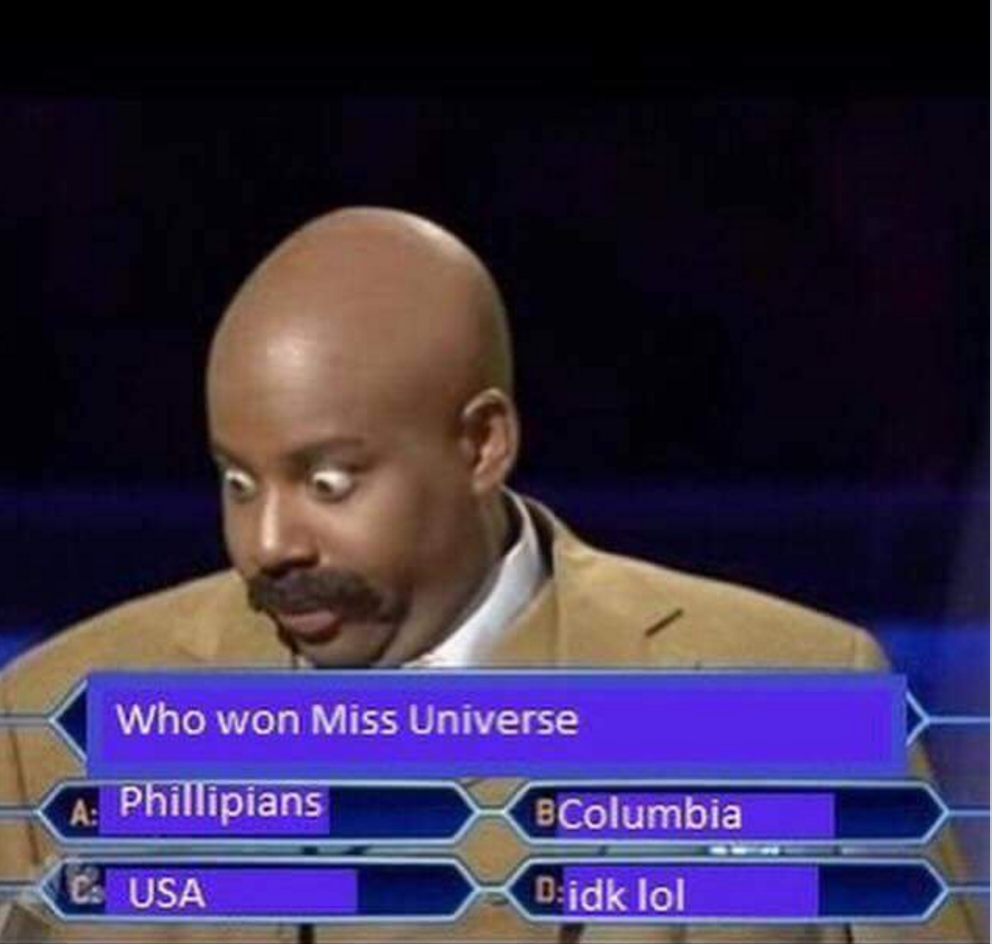 CWwk0HaWEAEQwSe steve harvey's miss universe fail inspired some of the best memes