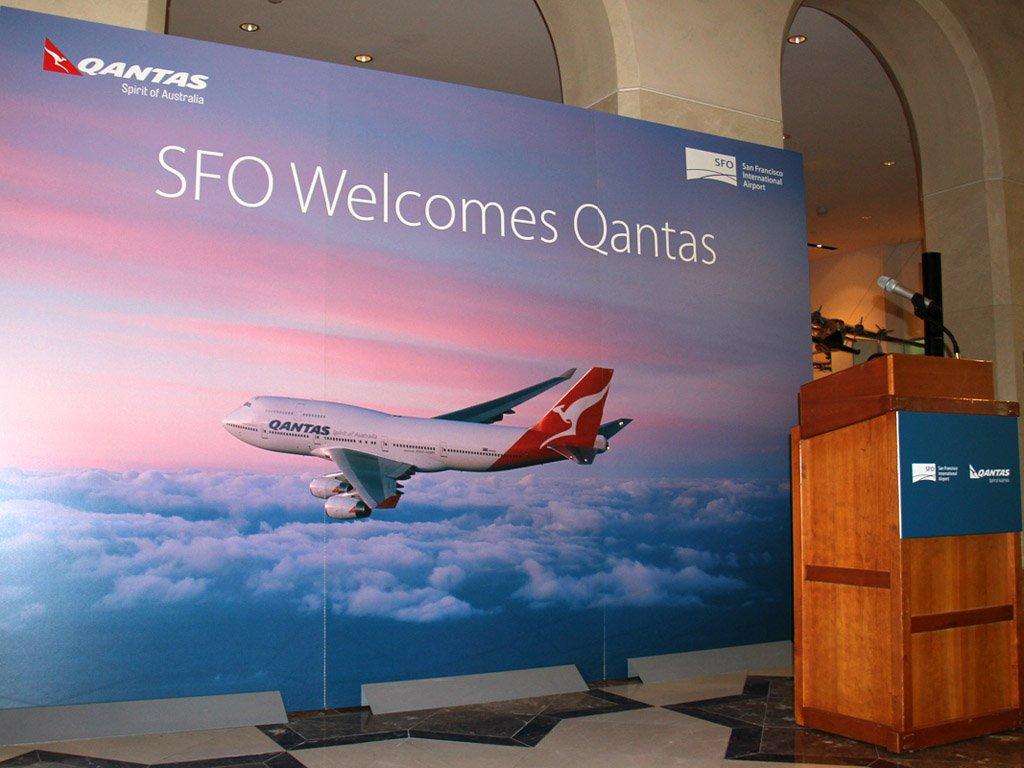 RT @AirwaysNews: ICYMI: @Qantas Resumes Non-Stop San Francisco @flySFO Service.