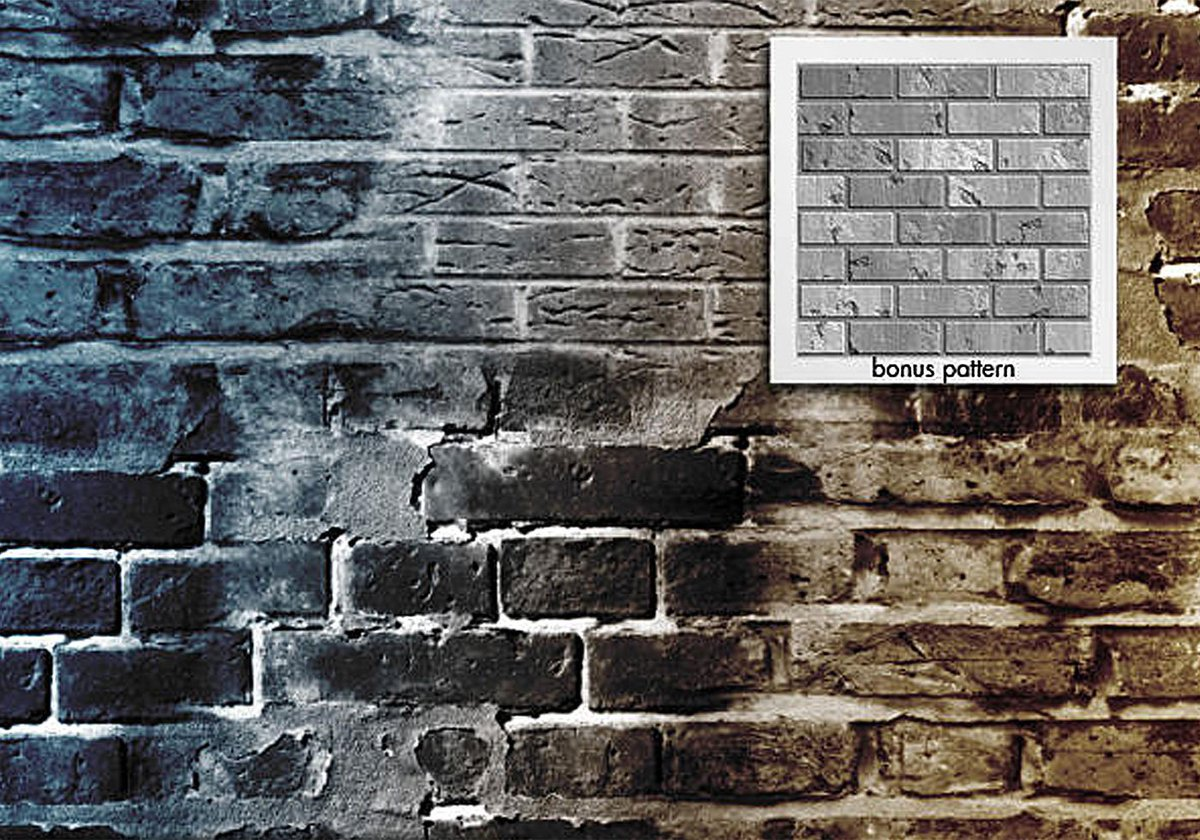 Brick in the Wall brushes and pattern #Photoshop https://t.co/pDX7icseAO https://t.co/xWRiqYopXL