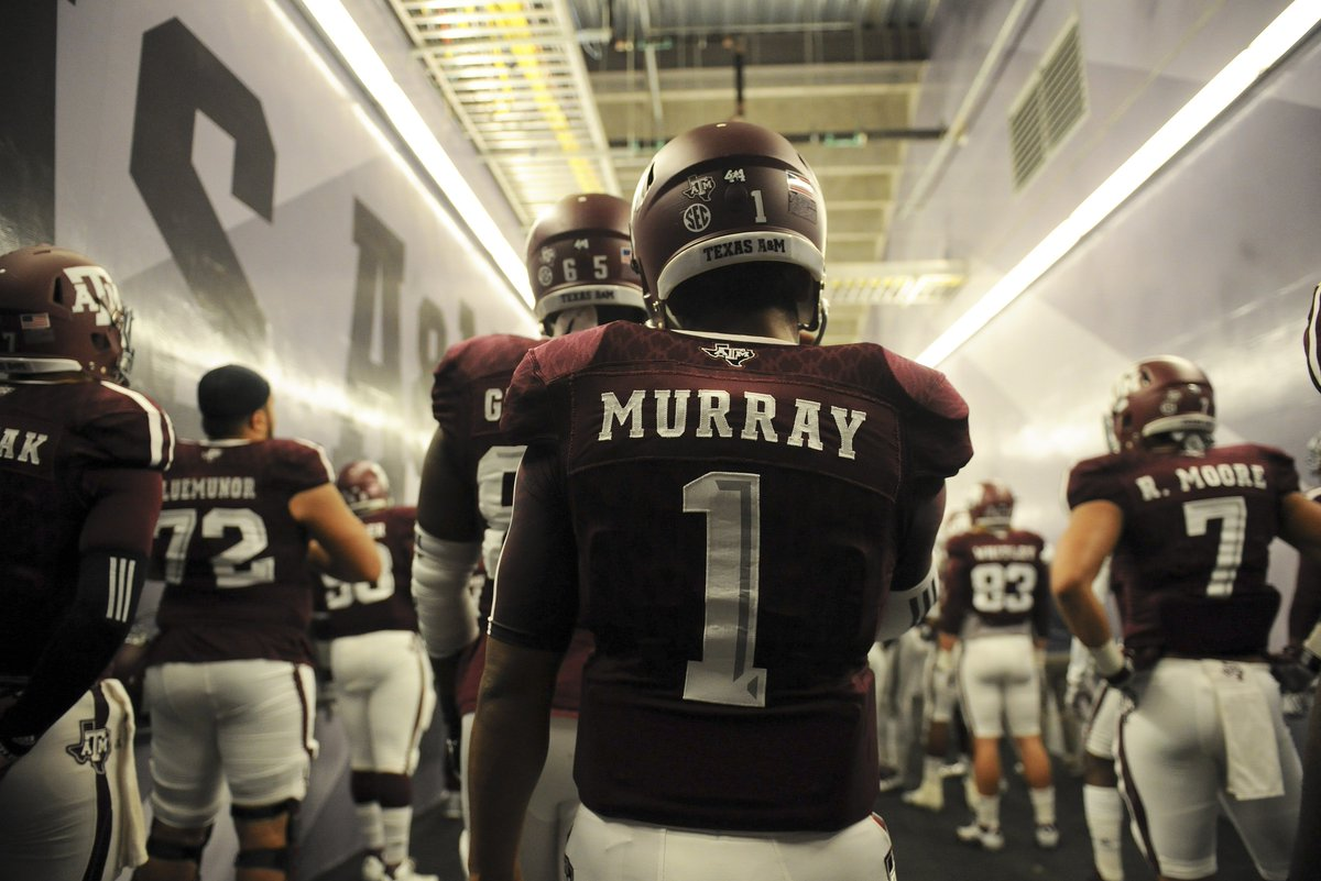 Oklahoma announces former Texas A&M QB Kyler Murray signs with Sooners https://t.co/0hChWieewA